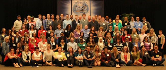 Train the Trainer class of 2013